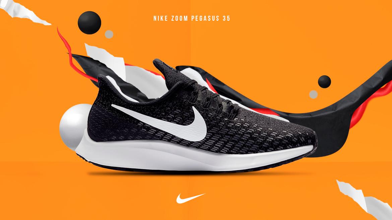 Nike Pegasus: 35 anni di storia