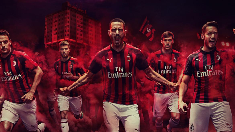 Ac Milan x Puma: le nuove maglie